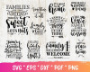 Mothers Day SVG 100+ Bundle, Mothers Day Cricut, Mothers Day Clipart