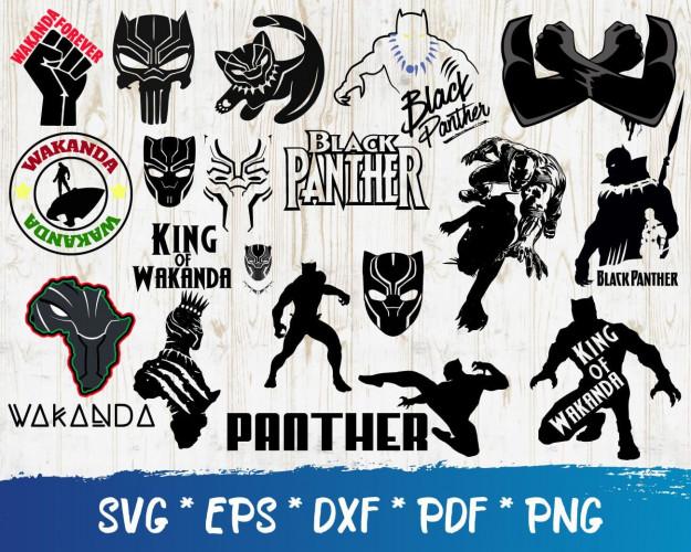 Super Heroes SVG Bundle 500+ SVG, PNG, DXF, PDF 2.0