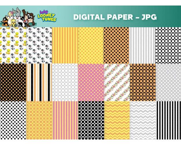 Looney Tunes SVG 80+ Bundle, Looney Tunes Cricut, Clipart