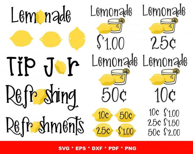 Truly Lemonade Hard Seltzer SVG 150+ Bundle, Truly Lemonade Cricut