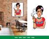 Frida Kahlo SVG 150+ Bundle, Frida Kahlo Cricut, Frida Kahlo Clipart