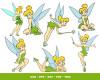 TinkerBell SVG Bundle 100+ SVG, PNG, DXF, PDF 2.0