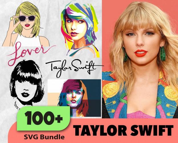 Taylor Swift SVG Bundle 100+ SVG, PNG, DXF, PDF 1.0