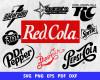 Soda Drinks SVG 250+ Bundle, Soda Drinks Cricut, Soda Drinks Clipart