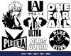 My Hero Academia SVG 200+ Bundle, My Hero Academia Cricut, Clipart