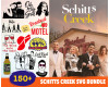 Schitts Creek SVG 150+ Bundle, Schitts Creek Cricut, Clipart