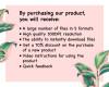 Botanical SVG 100+ Bundle, Botanical Cricut, Botanical Clipart