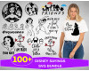 Disney Sayings SVG 100+ Bundle, Disney Cricut, Disney Clipart