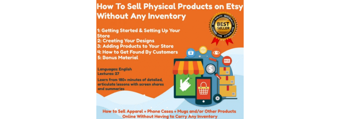 Print on Demand with Etsy for Passive Income 2021 Guide