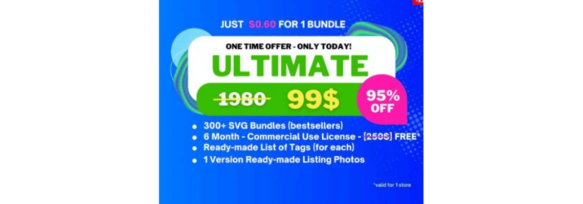 Ultimate Bundle Offer