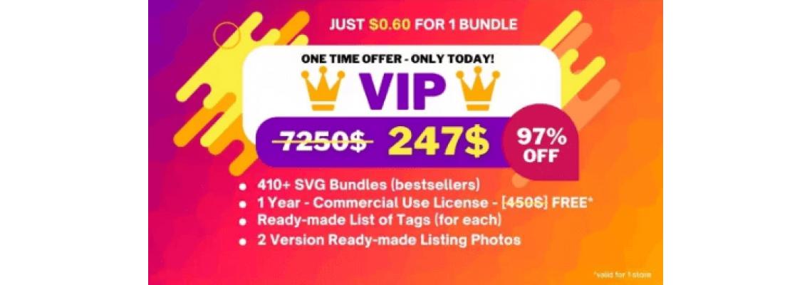 VIP Bundle Offer